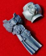 Space Marine Command Squad Company Champion Torso Body front and back set